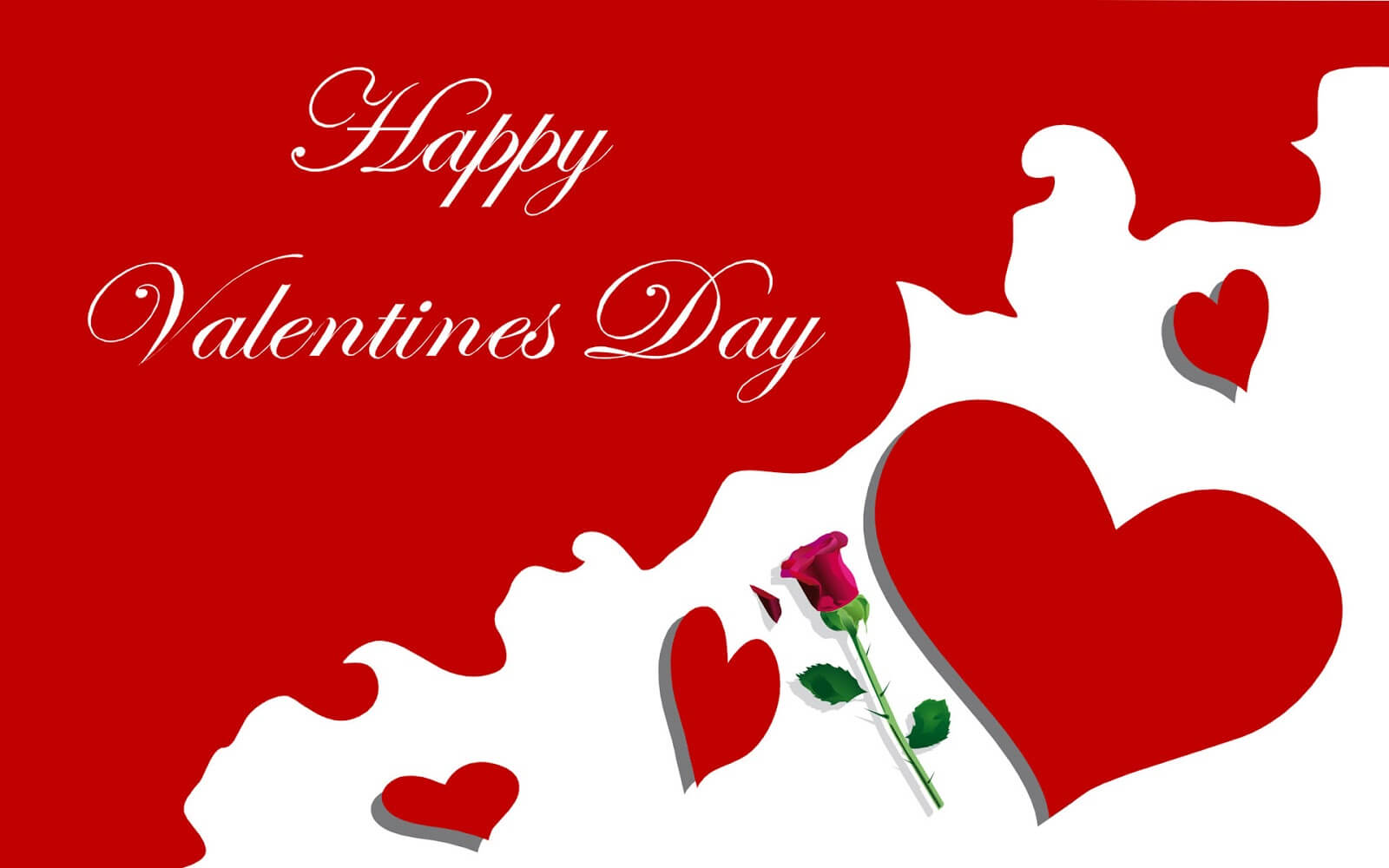 Happy Valentines day Lover Heart Image Wallpapers