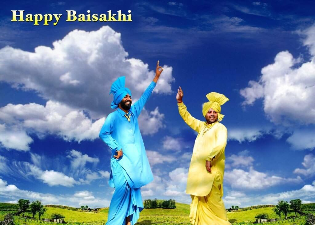 happy baisakhi 2017 Messages