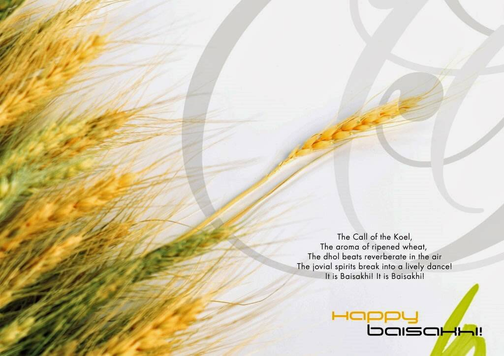 happy baisakhi 2017 blessings