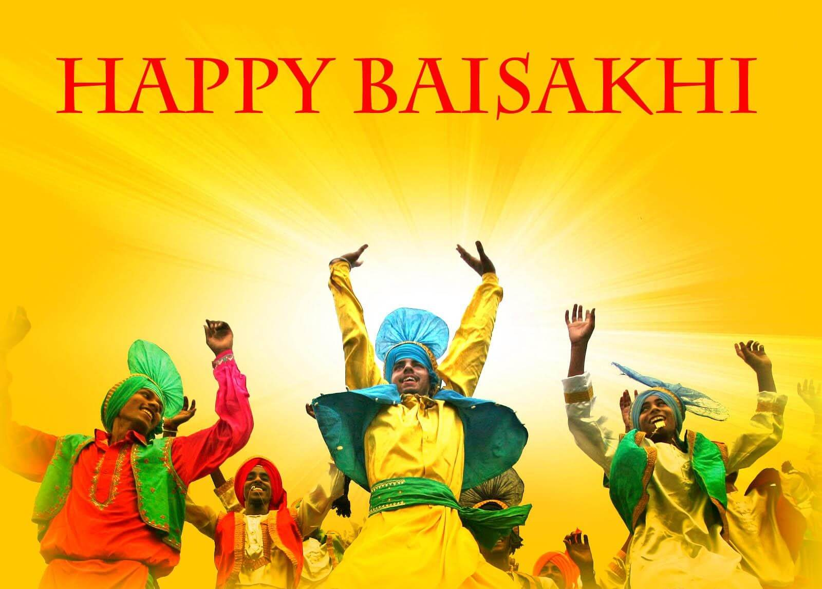 happy baisakhi 2017 wallpaper hd