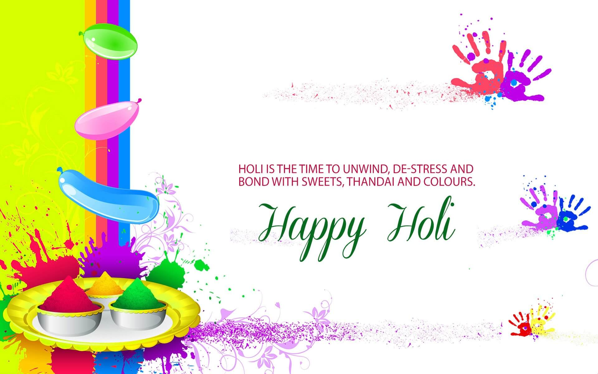 happy holi messages, wishes, quotes, sms