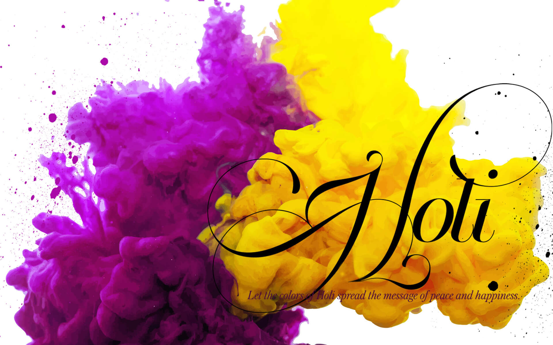 happy holi HD images, wallpapers