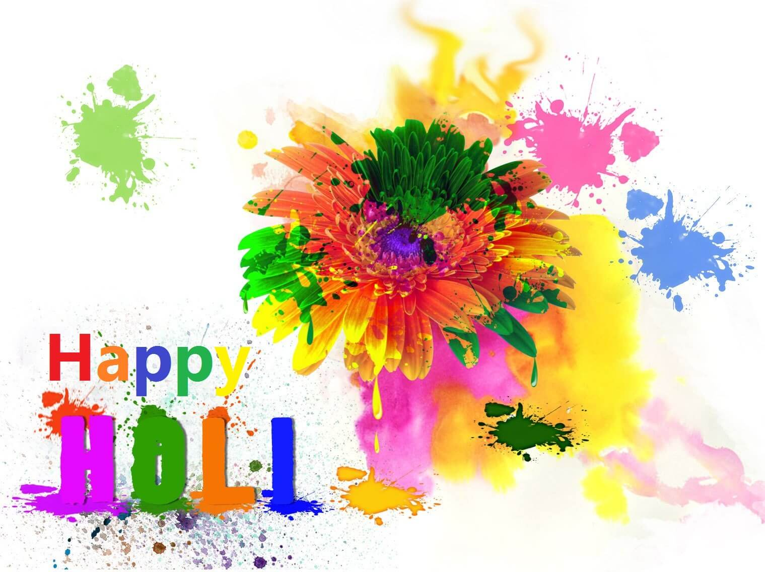happy holi 2019 from happyfestivals.com
