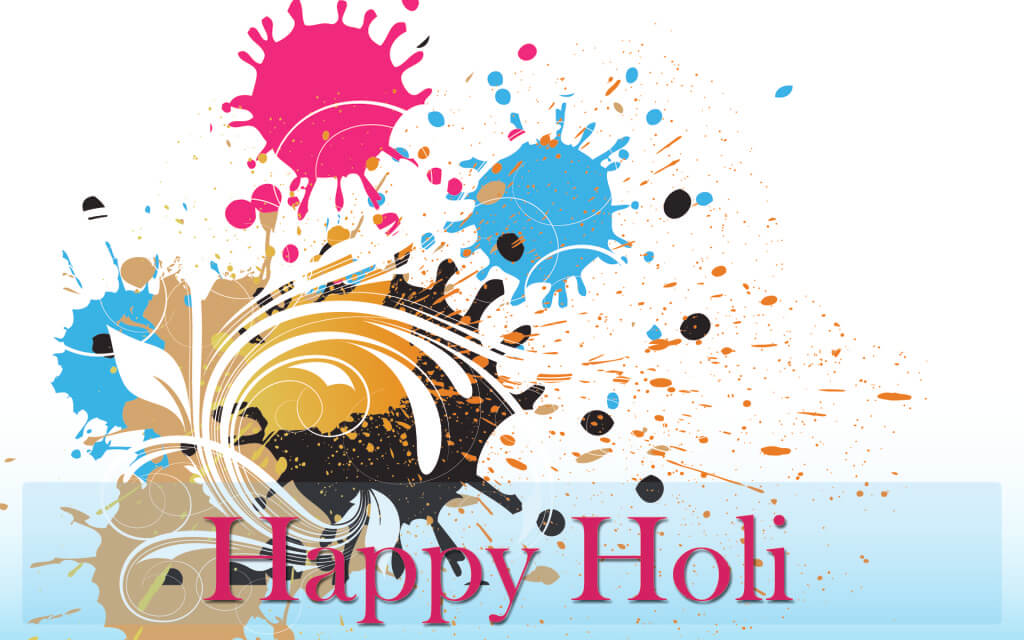 happy holi 2017 Sayings