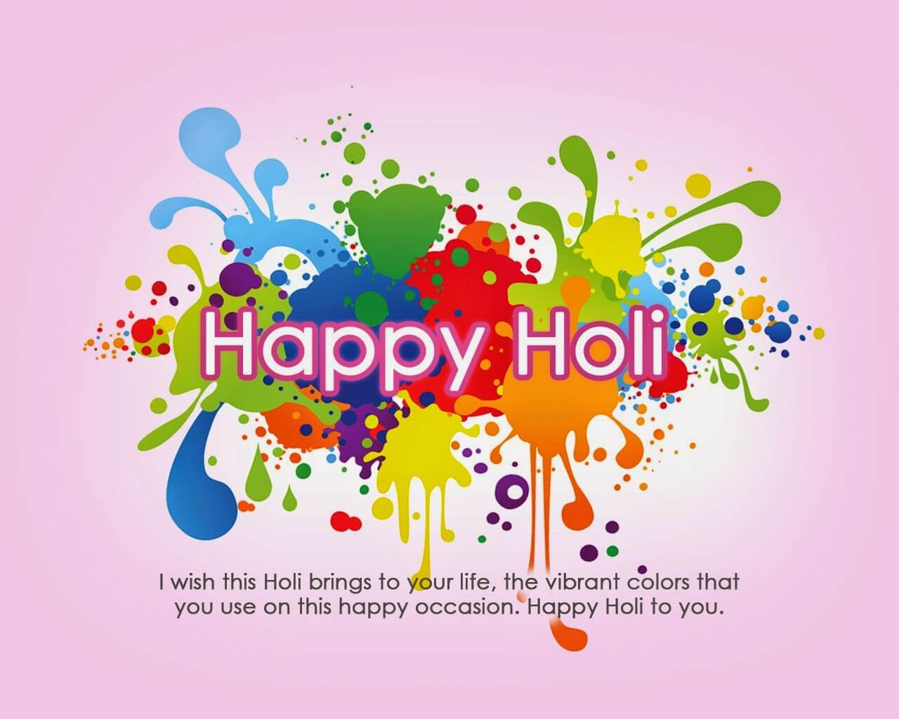happy holi blessing images, wallpapers, greeting cards