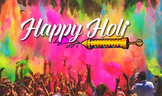 happy holi 2017 special