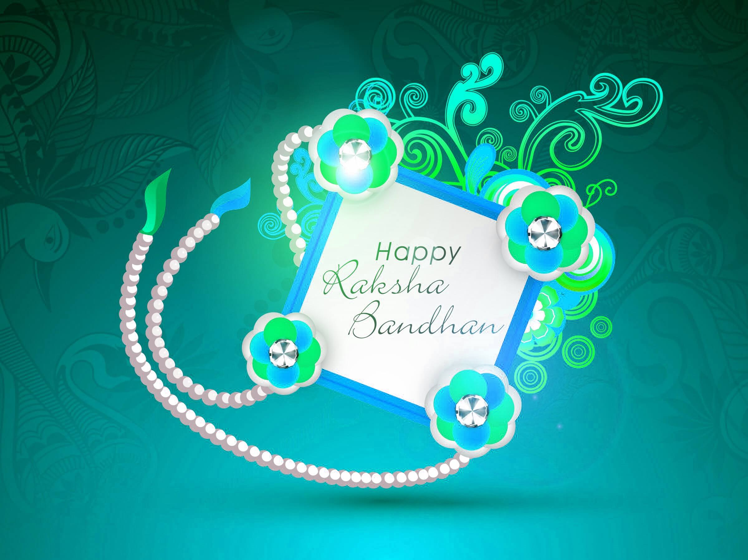 happy Raksha Bandhan images wallpapers Hd greeting cards