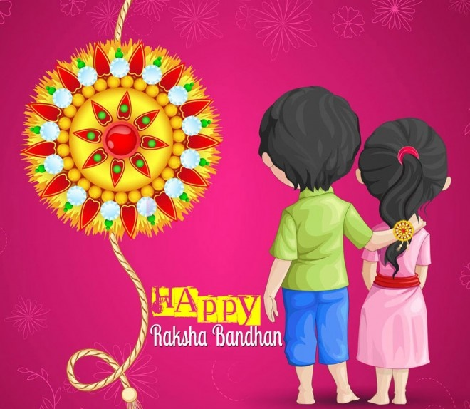 Happy Raksha Bandhan 2017 : Images, Wishes, Sms, Quotes