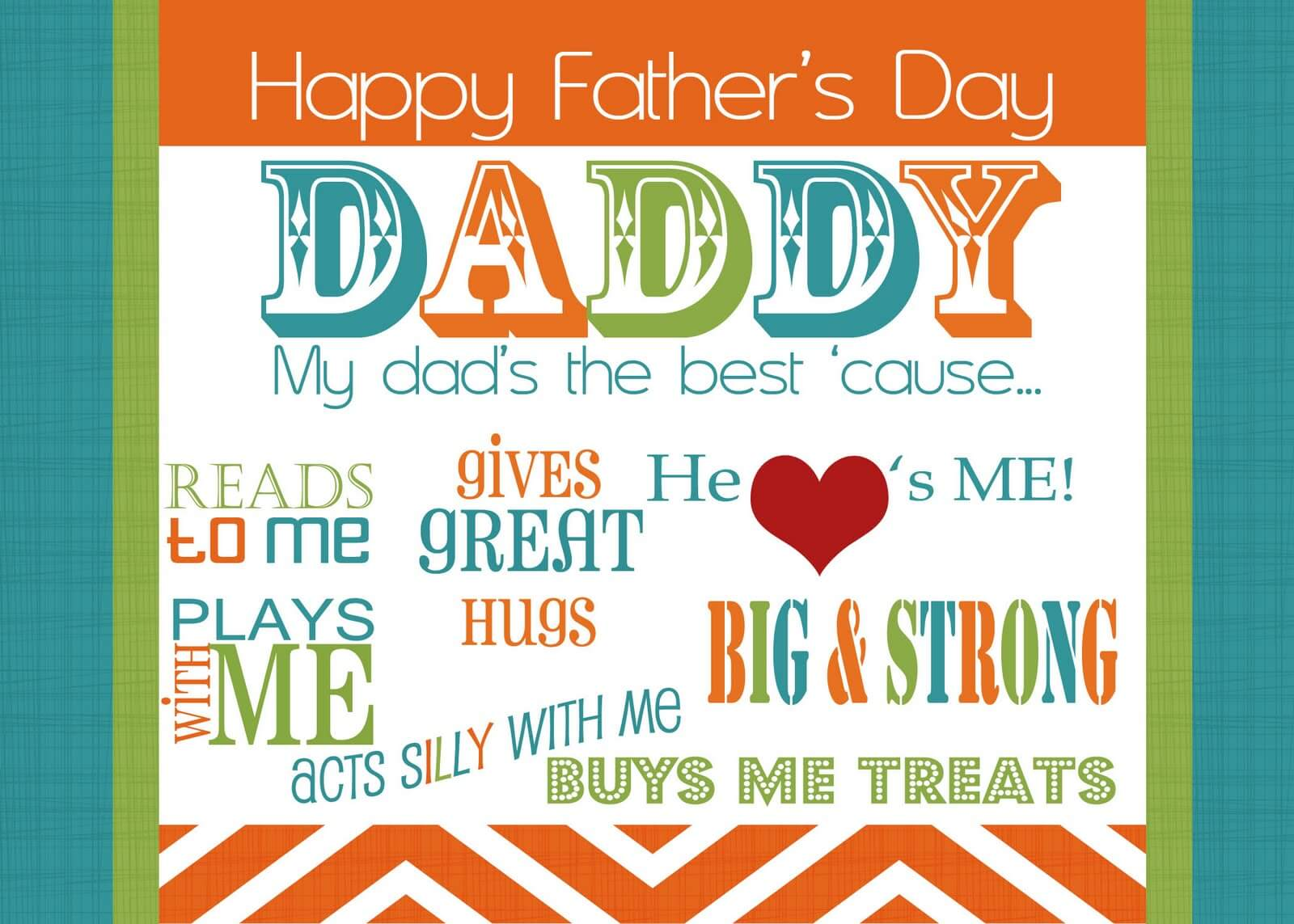 happy fathers day wallpapers images HD beautiful greeting cards