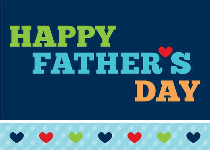 happy fathers day greeting cards messages images