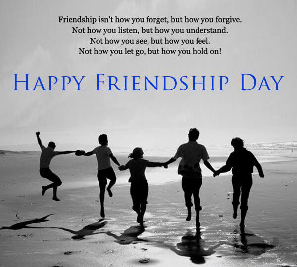 happy friendship day images with quotes in english