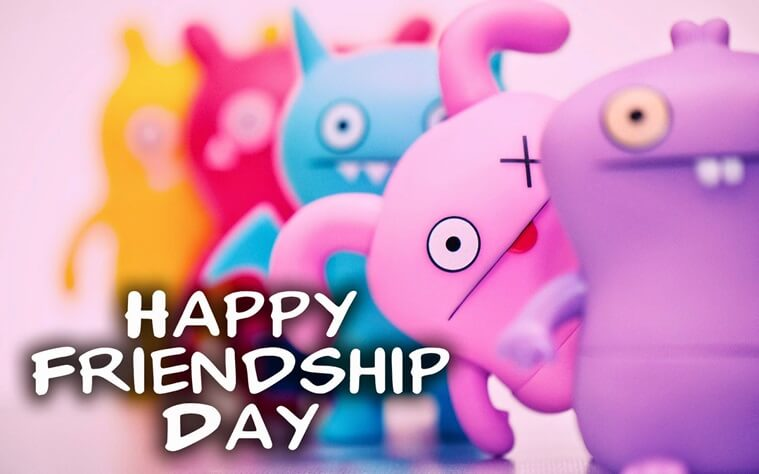 cute happy friendship day greeting card wallpapers images HD