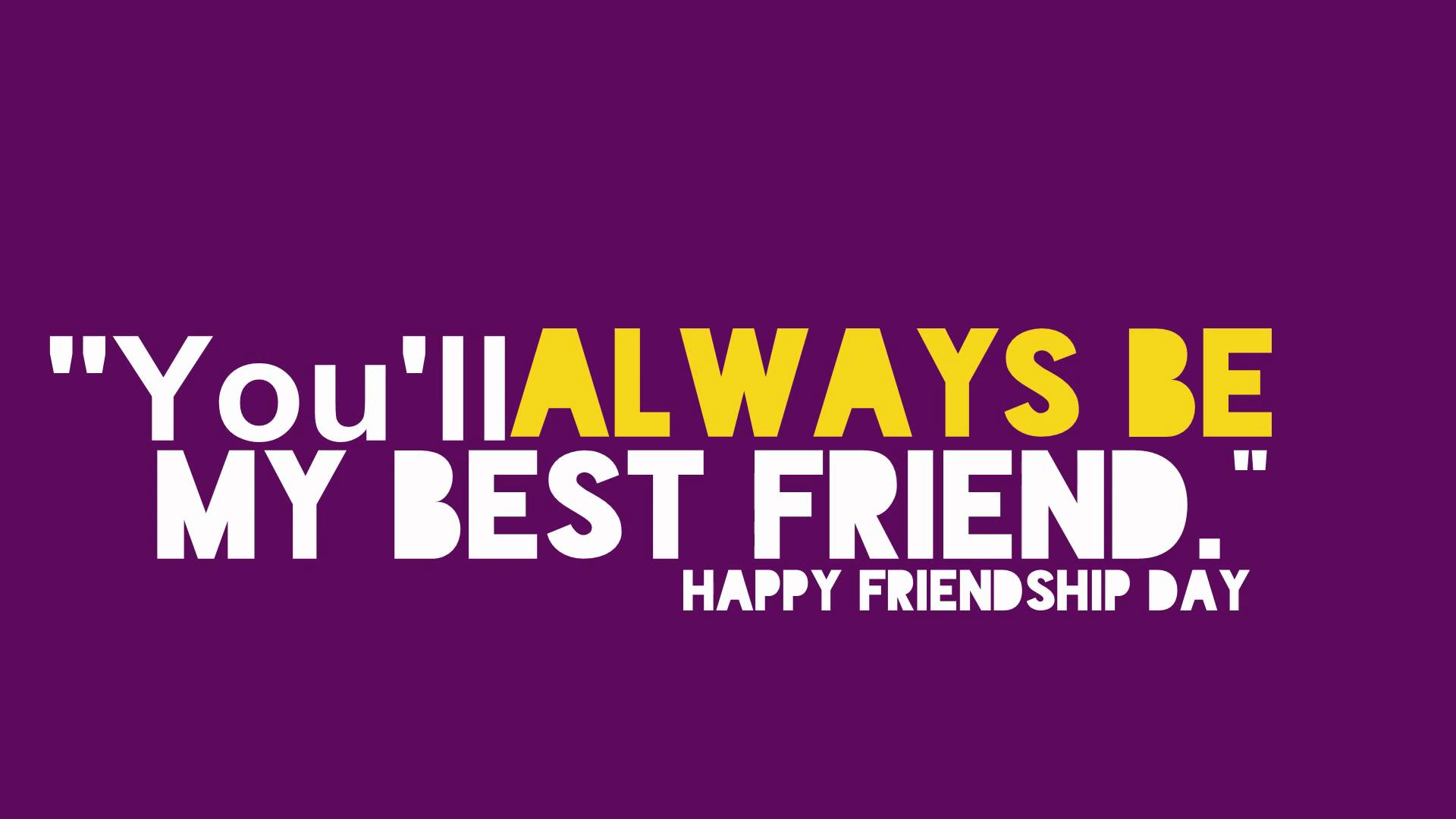 happy friendship day wishes wallpaper images with quotes