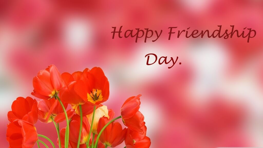 happy friendship day roses images wallpapers HD