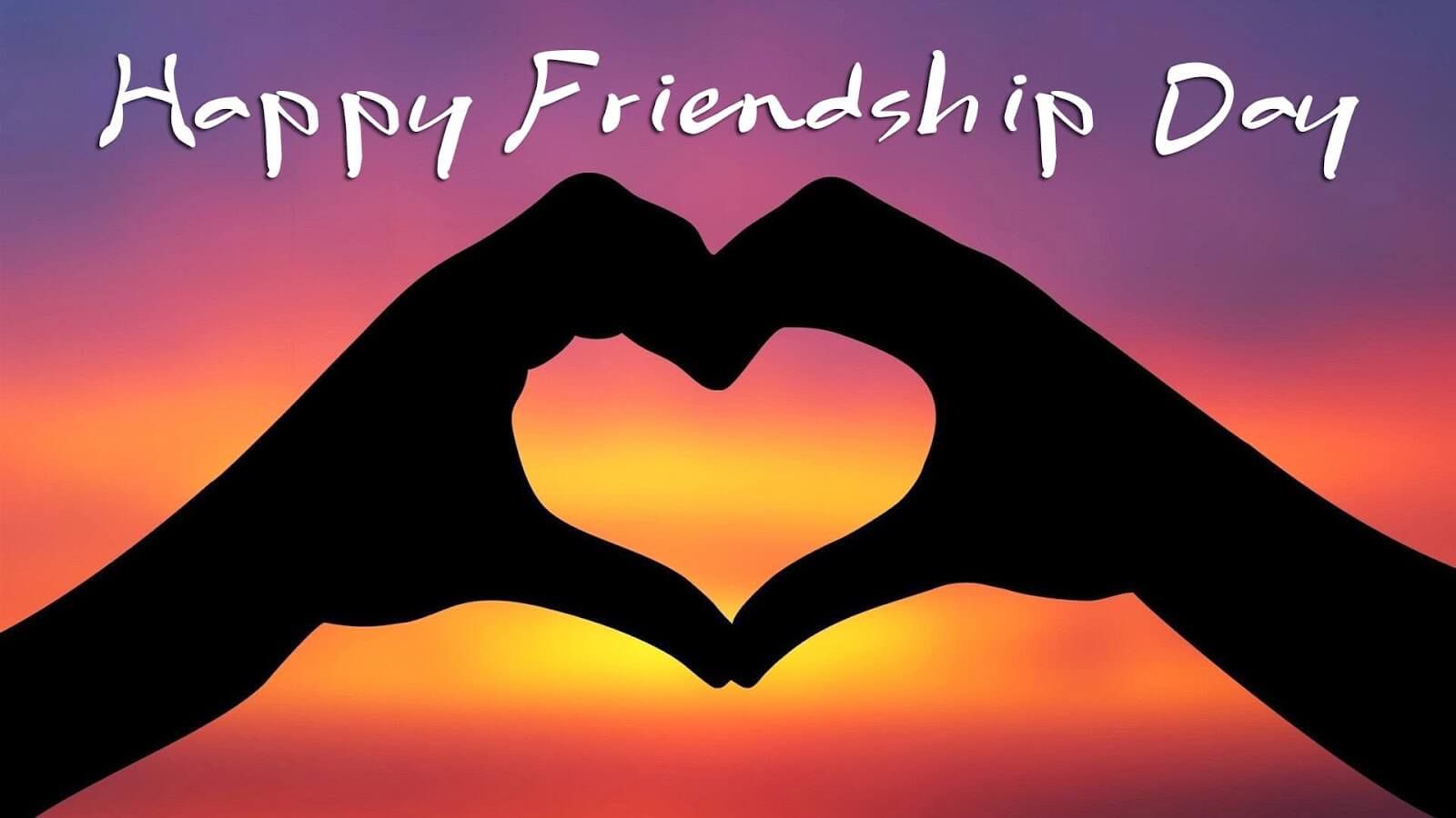 happy friendship day heart wallpapers images