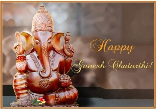 happy ganesh chaturthi greeting cards HD download
