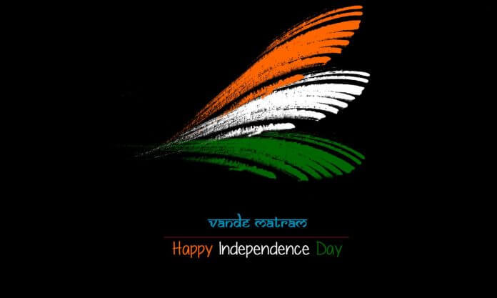 happy independence day vande matram wallpaper image photo HD