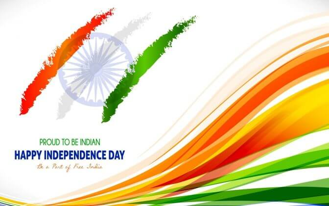happy independence day proud to be indian wallpaper