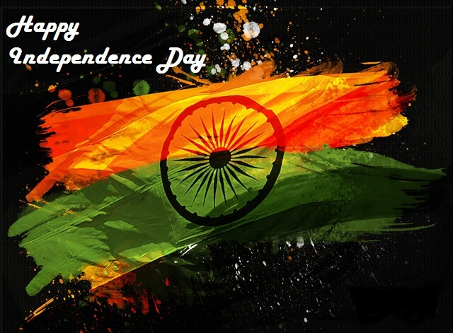 happy independence day wishes greeting card HD wallpaper image