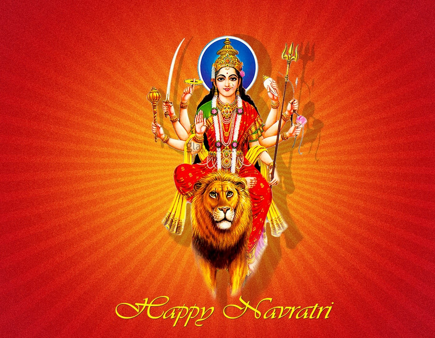 Happy Navratri 2017 : Wishes, Images, Quotes, Sms, HD Wallpapers