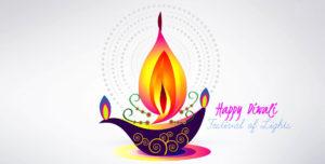 Happy Diwali 2018 diya