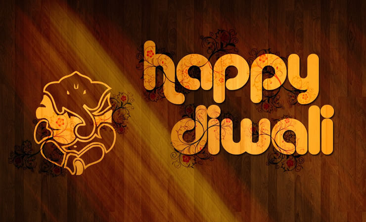 Happy diwali ganesh wallpaper and images