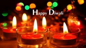 Happy diwali 2018 lights