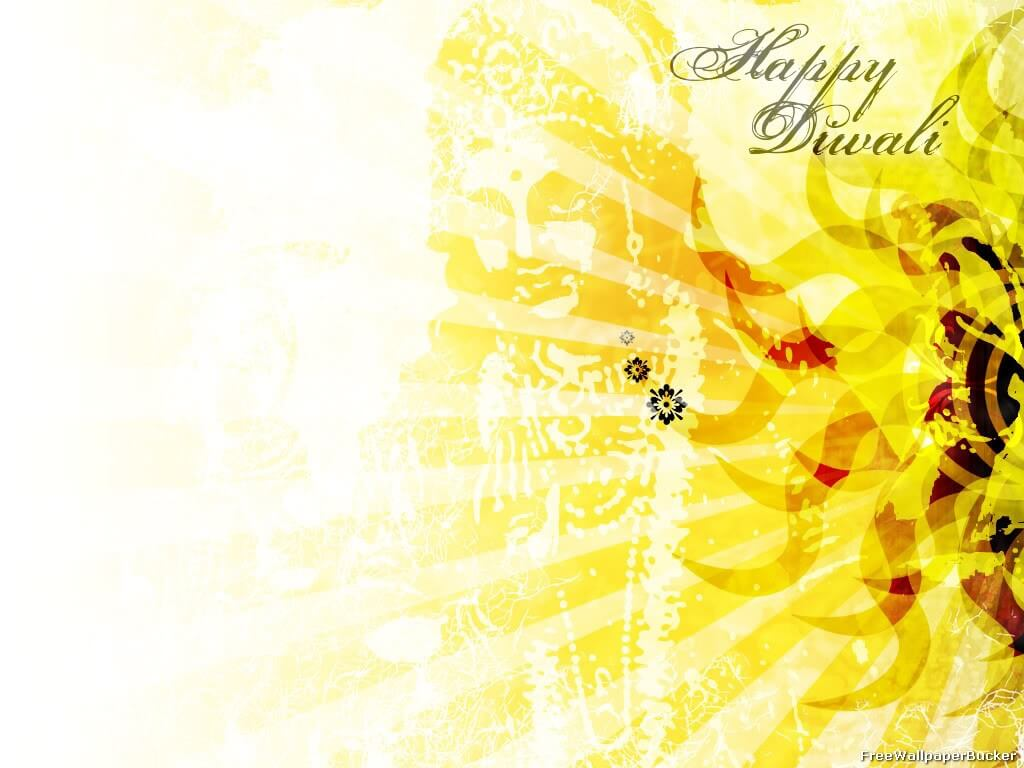 Happy diwali lord HD wallpapers greeting card