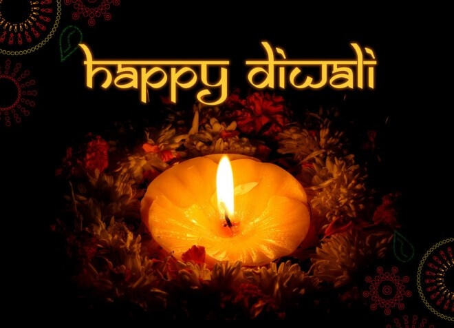 Happy diwali 2018 deepak candle light image wallpaper