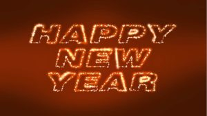 Happy New Year Happy new year poster greeting and wishes