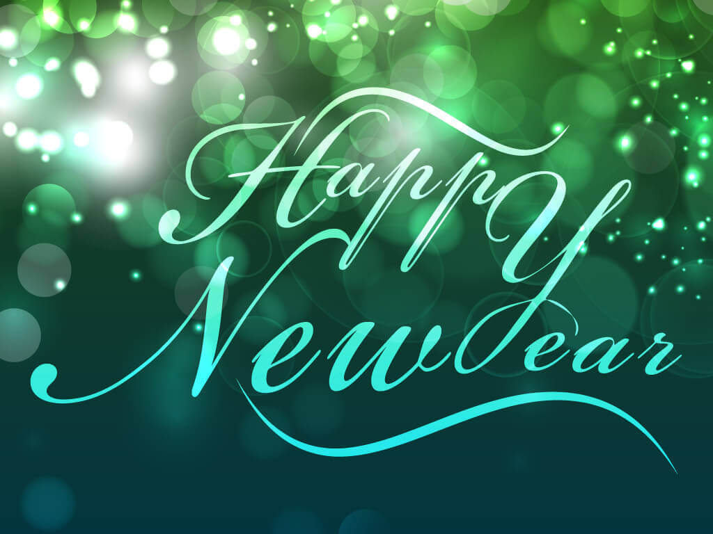 Happy New Year wish and status