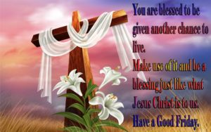 Good Friday 2018 Quotes