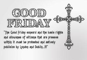 Good Friday Gift Card