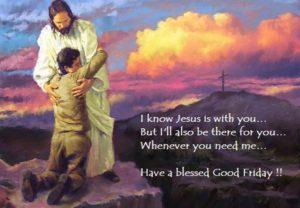 Good Friday jesus status quote