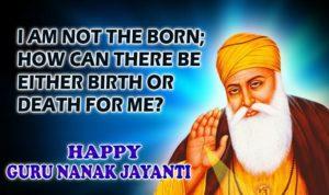 Guru Nanak Dev Jayanti