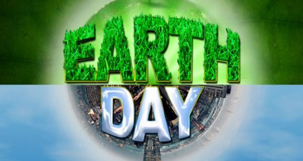 Happy Earth Day HD Wallpaper greenery