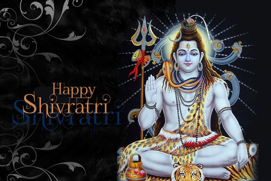 Happy Mahashivratri Facebook Cover Images