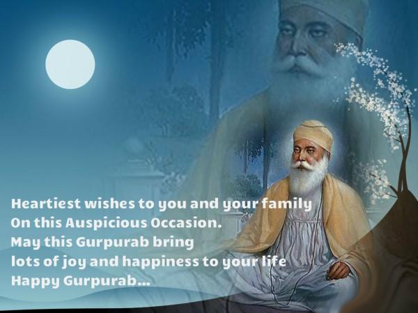 happy guru nanak jayanti shabad