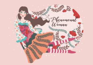international womens day wallpaper