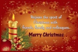 merry christmas day SMS
