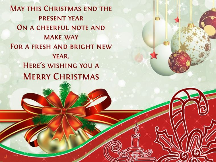 merry xmas poem image hd