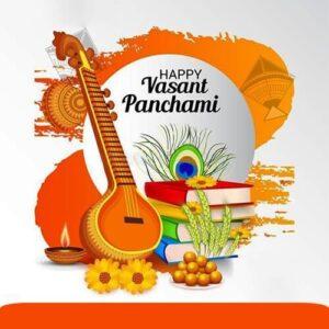 Happy Basant Panchami Wishes Books