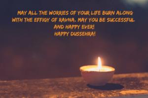 Happy Dussehra Wishes Diya