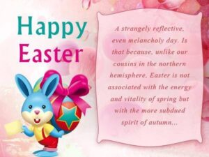 Happy Easter Sunday Wishes Greeting Card