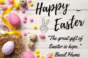 Happy Easter Sunday Wishes Greetings