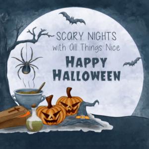 Happy Halloween Wishes Haunted Night