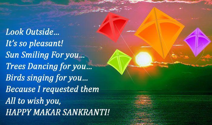 Happy Makar Sankranti Wishes Quotes