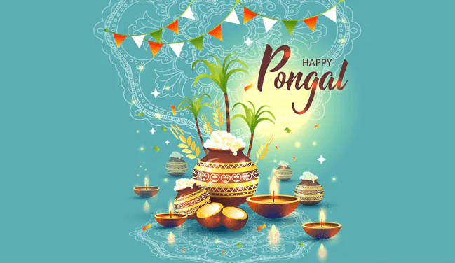 Happy Pongal Wishes Messages