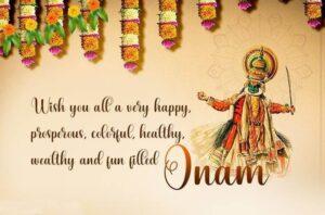 Happy Onam Wishes & Quotes