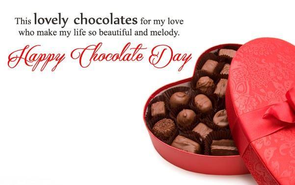 Happy Chocolate Day Kab hai